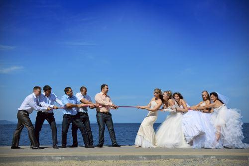 mariage soleil